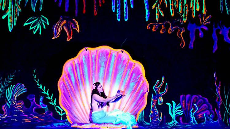 La Sirenita musical