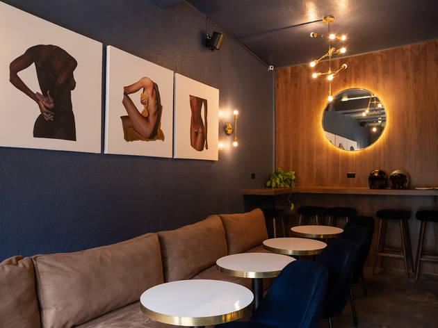Café Ocampo: licores italianos y café veracruzano en la Cuauhtémoc