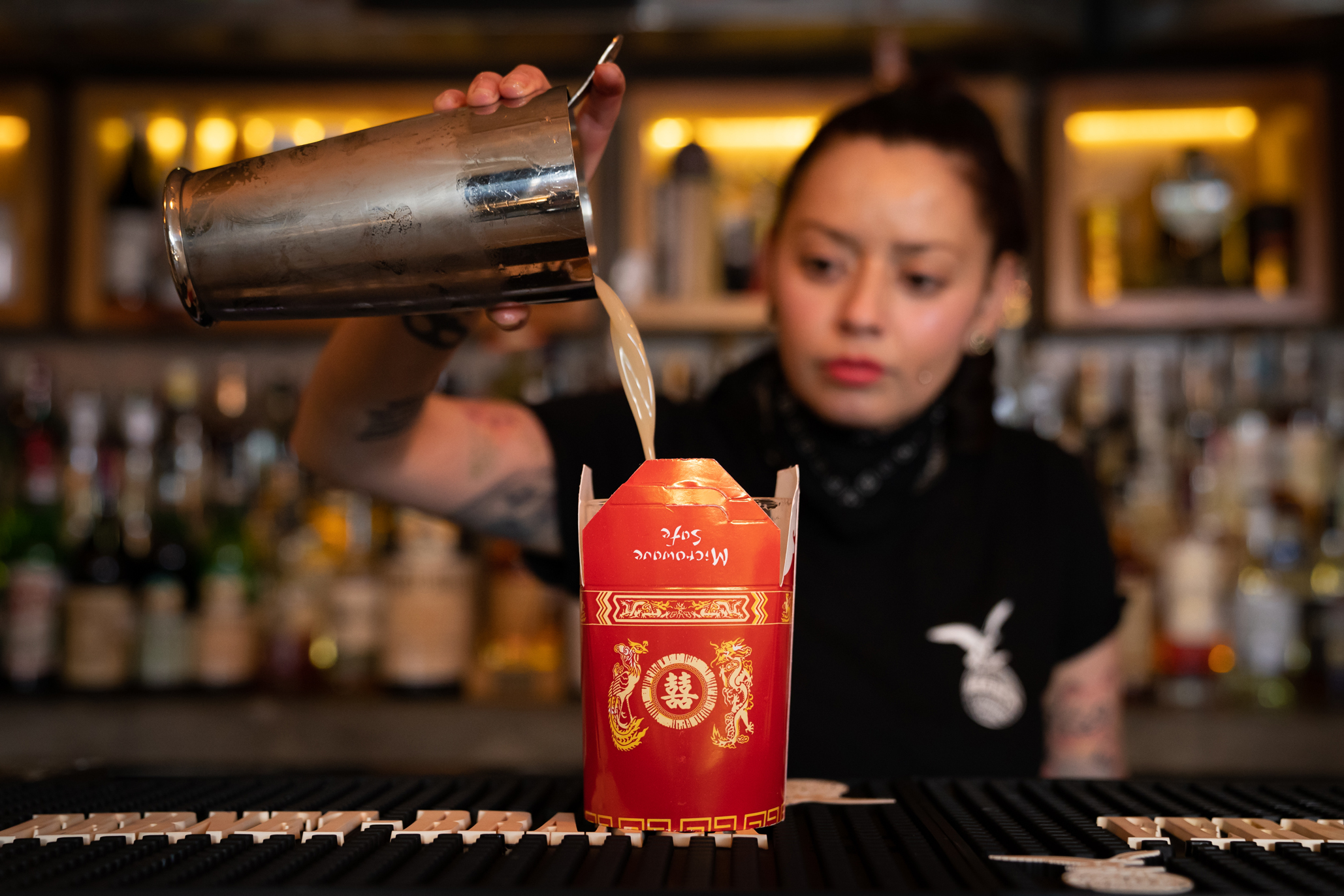 Kaito del Valle, un izakaya liderado por bartenders mujeres