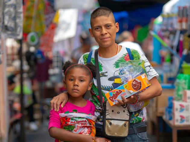 Tepito existe porque resiste (Foto: Francisco Mata Rosa / Cortesía Galería José María Velazco)