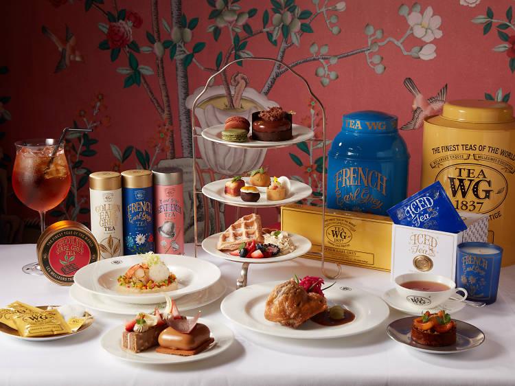 Tea WG:伯爵茶下午茶