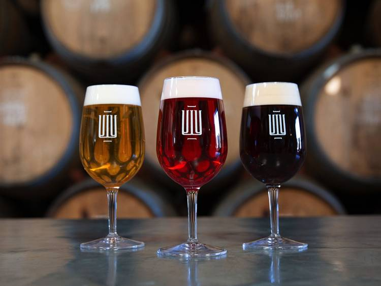 Wildflower Brewing and Blending