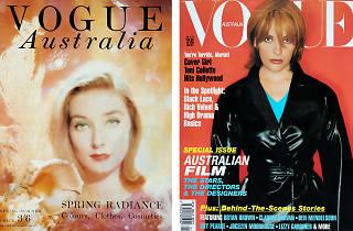 Women in Vogue National Portrait Gallery 2019 supplied