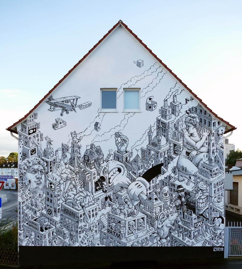 WENU KolorCubes 2017 Kassel