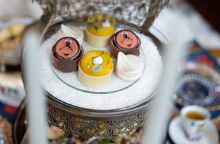 Beauty And The Beast Afternoon Tea 2019