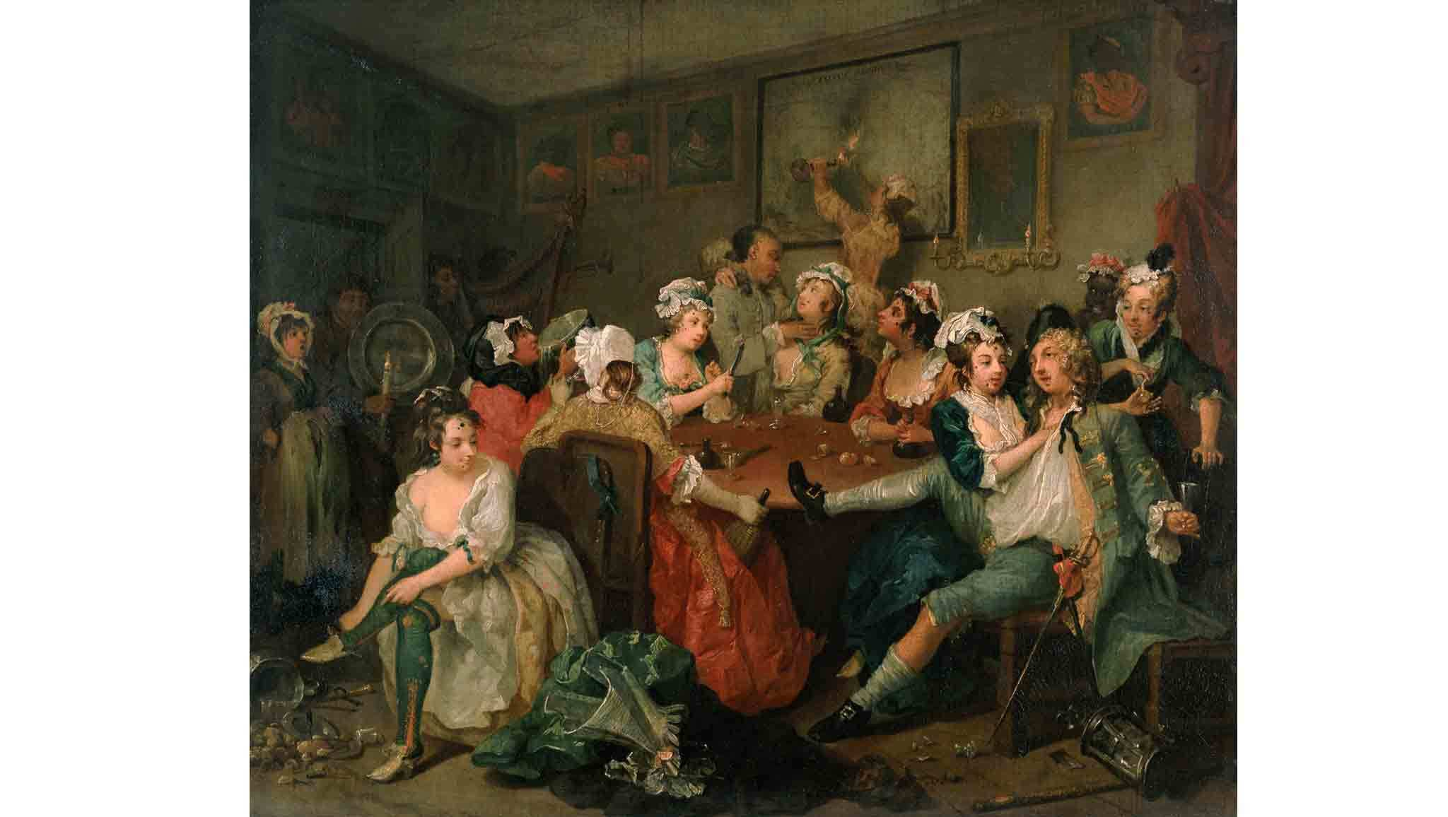 Hogarth: Place and Progress