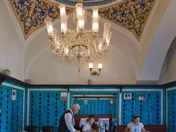 Heritage Restaurants