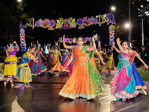 Little India Deepavali Light-Up