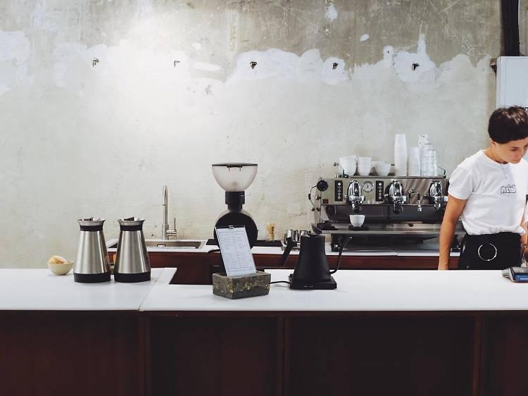 Templos del café
