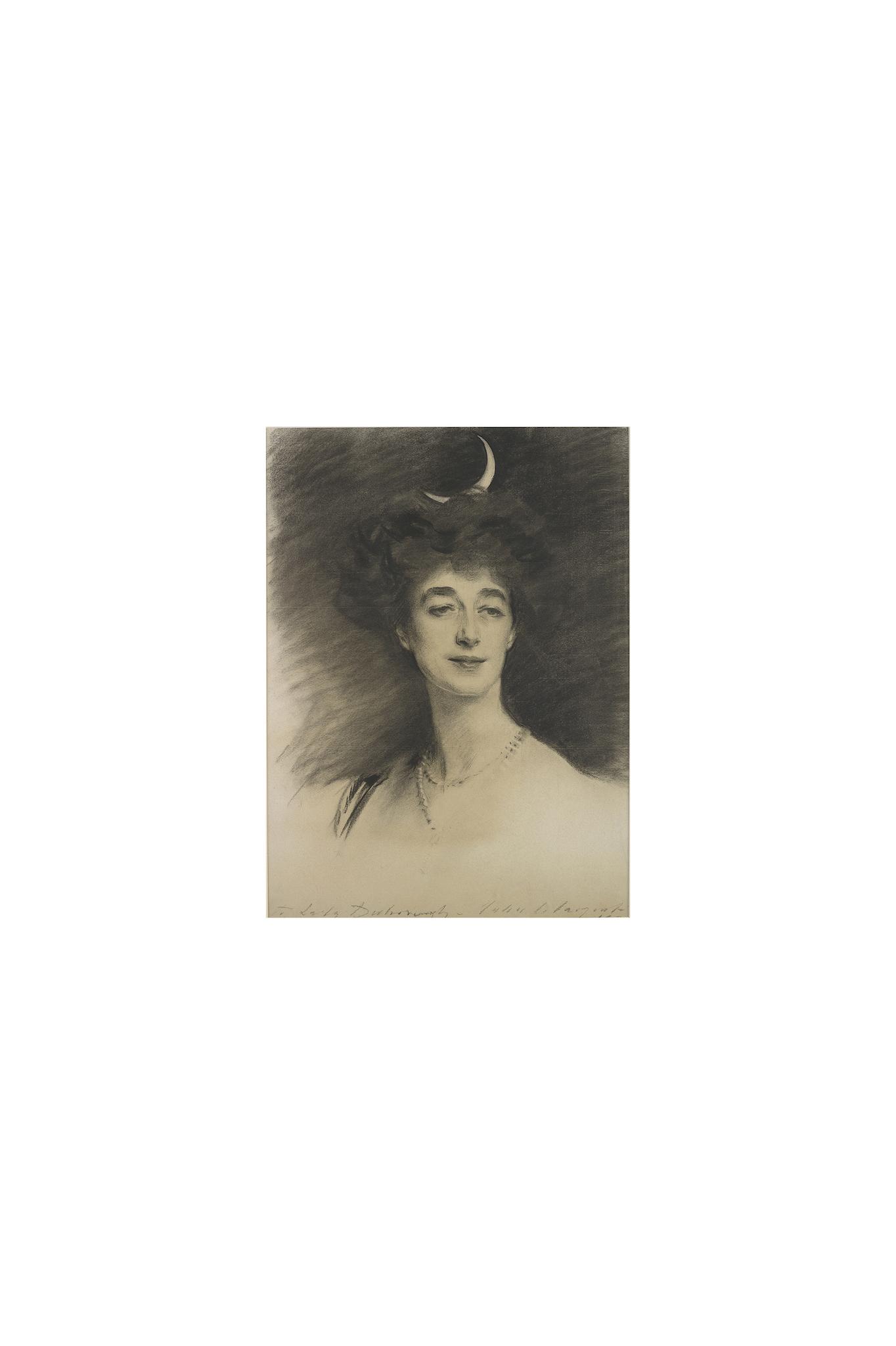 John Singer Sargent, Ethel Grenfell, Lady Desborough, 1909
