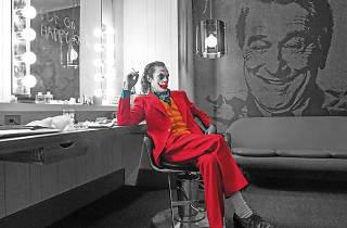 Joaquin Phoenix como el Guasón