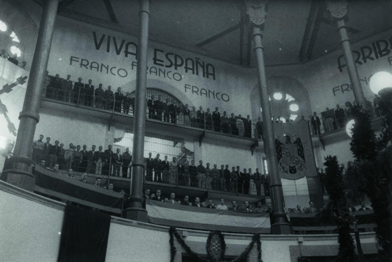 Panòptic, festes de la Mercè. Pérez de Rozas, Carlos. AFB.