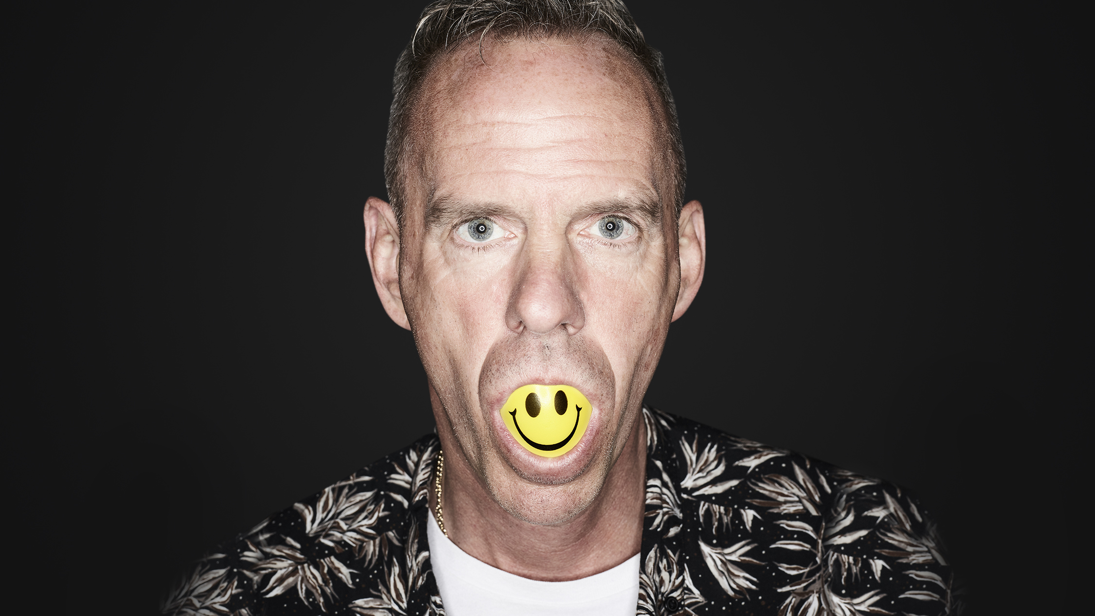 Eat Sleep Rave Repeat: Fatboy Slim is playing a bushfire relief show at Revolver