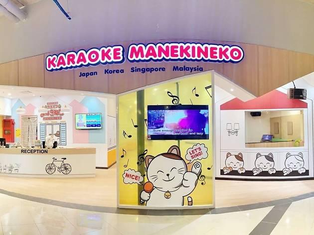Karaoke Manekineko