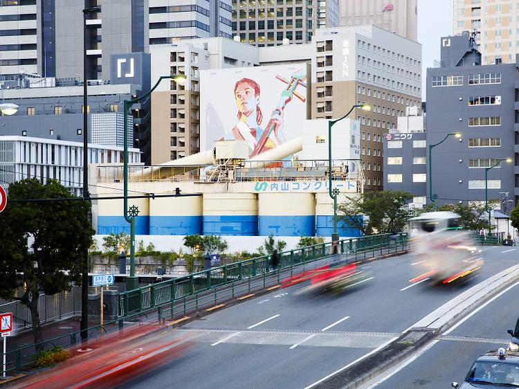 東京、アートグラフィティスポット7選