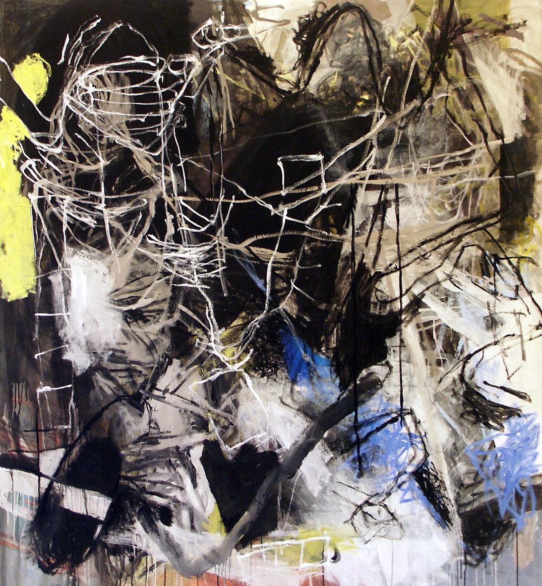 Xavier Grau - Bone Black IV, 2006