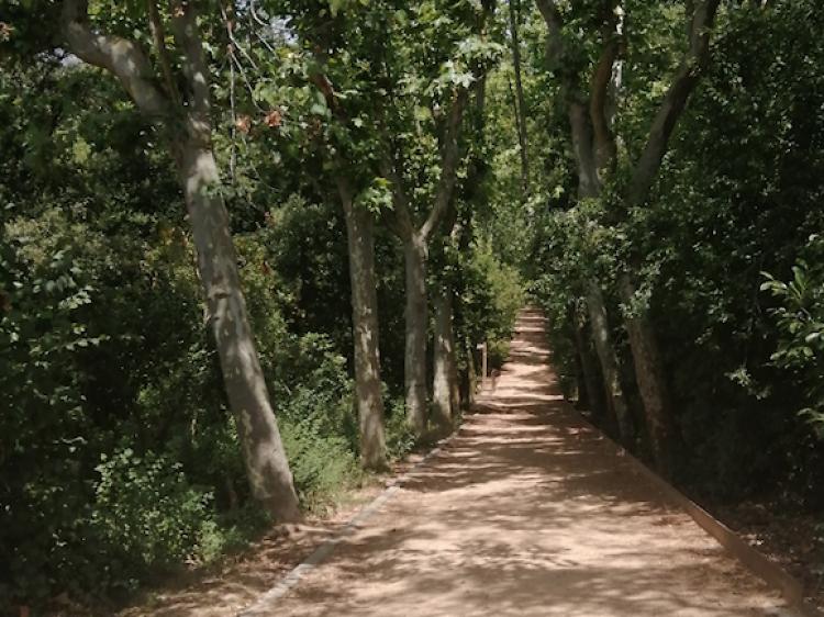 De Sant Cugat del Vallès a Sant Medir
