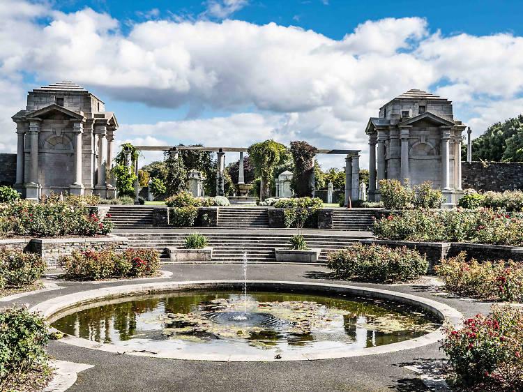 Irish National War Memorial Park