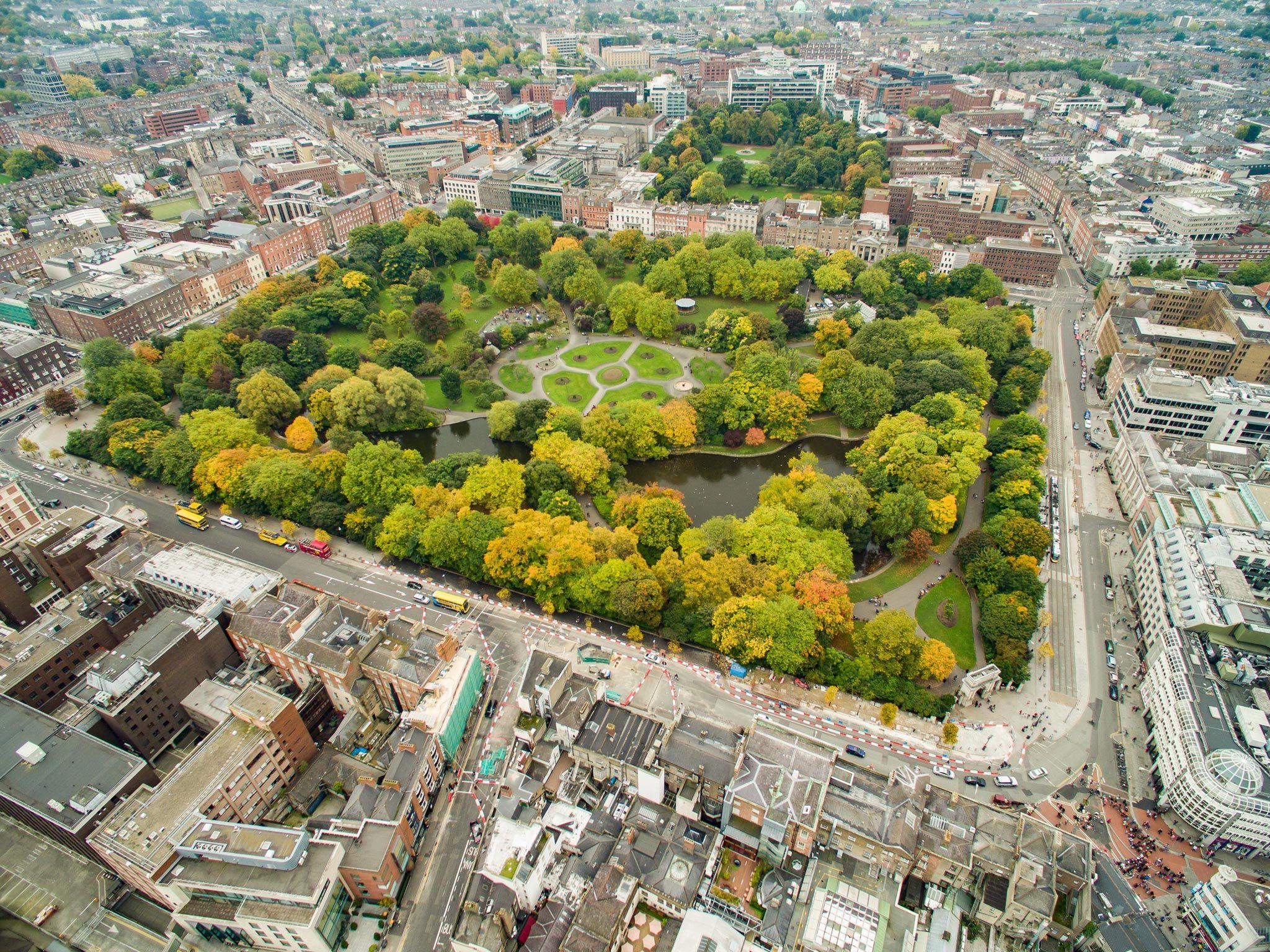 The 12 prettiest parks in Dublin