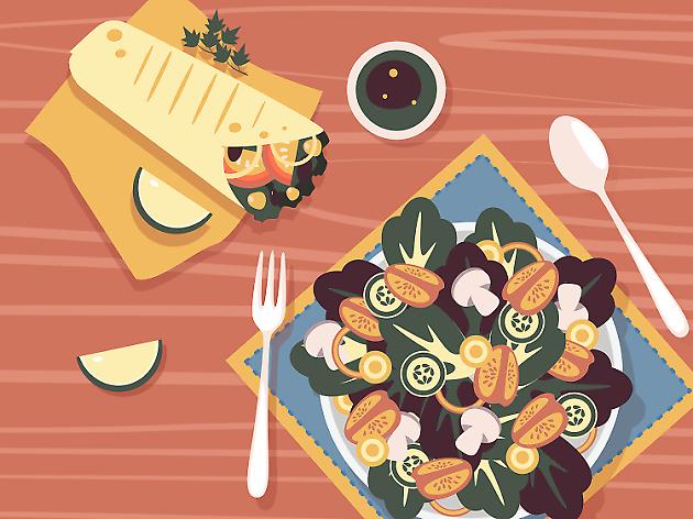 The Vegetarian_hk foodie