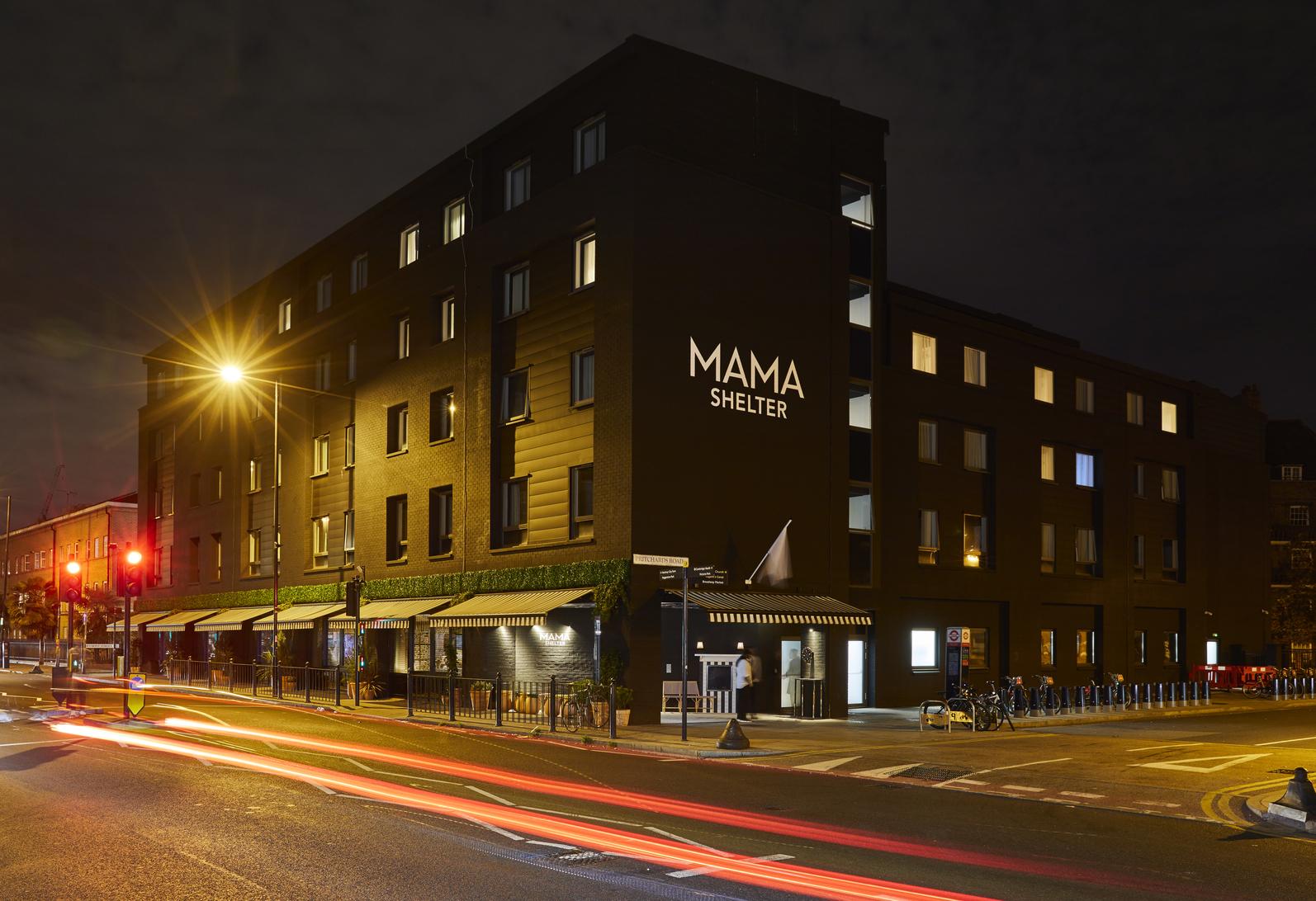 Mama Shelter London | Restaurants in Hackney Road, London