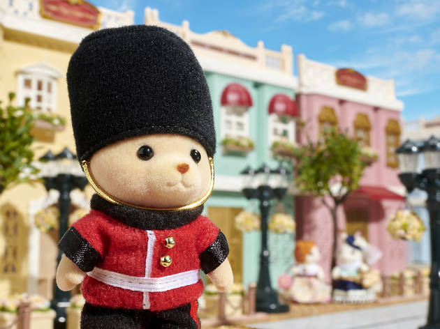 Sylvanian Families Pop-up Shop