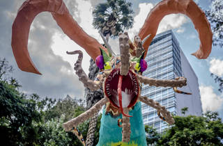 Desfile de alebrijes (Foto: Iván Macías)