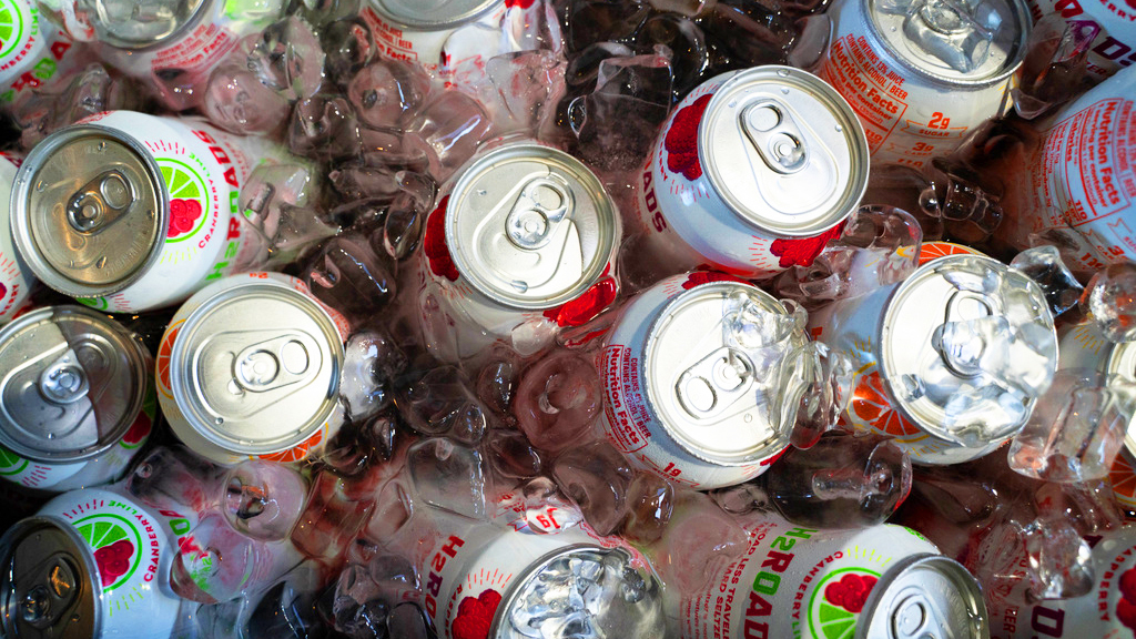 There's a hard-seltzer festival coming to L.A.