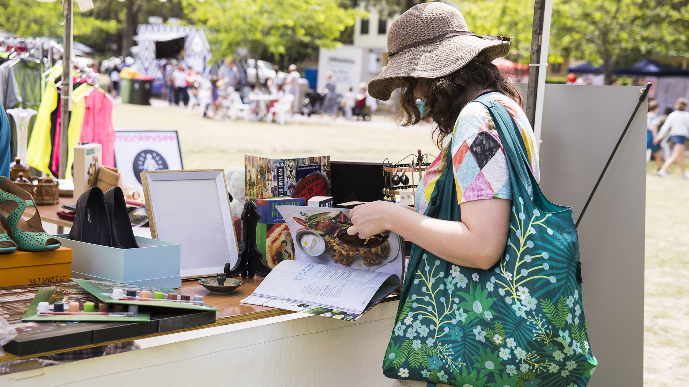 DONOTUSE - Best Gift Market at Alison Park, Randwick 2019