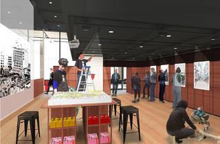 アートセンター×観光案内所の誕生は必然だった? 12月開業のshibuya-sanのコンセプトとは