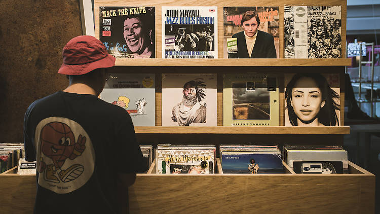 Swee Lee, vinyl