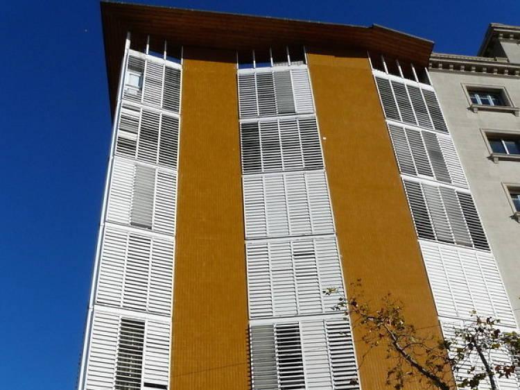 Habitatges Barceloneta (1954)