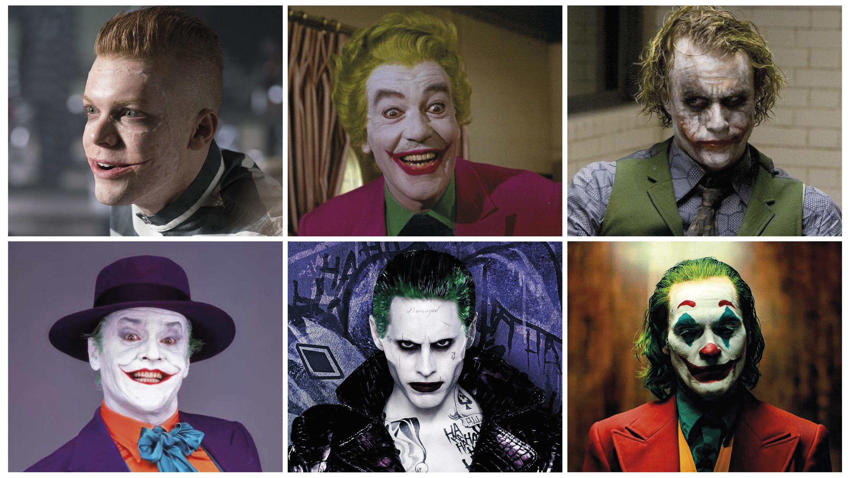 Os piores e melhores Joker do cinema e da televisão