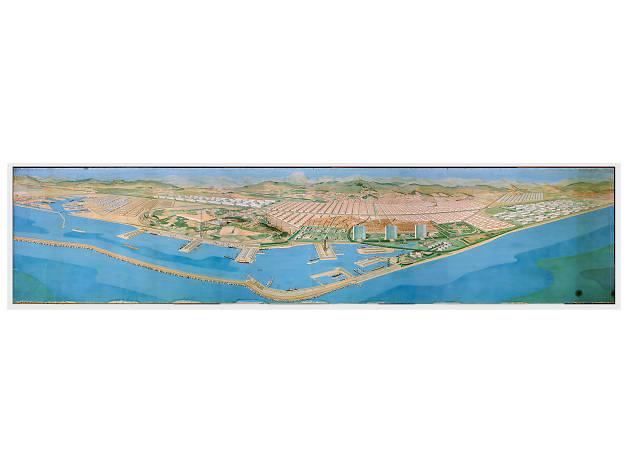 Diorama del Pla Macià