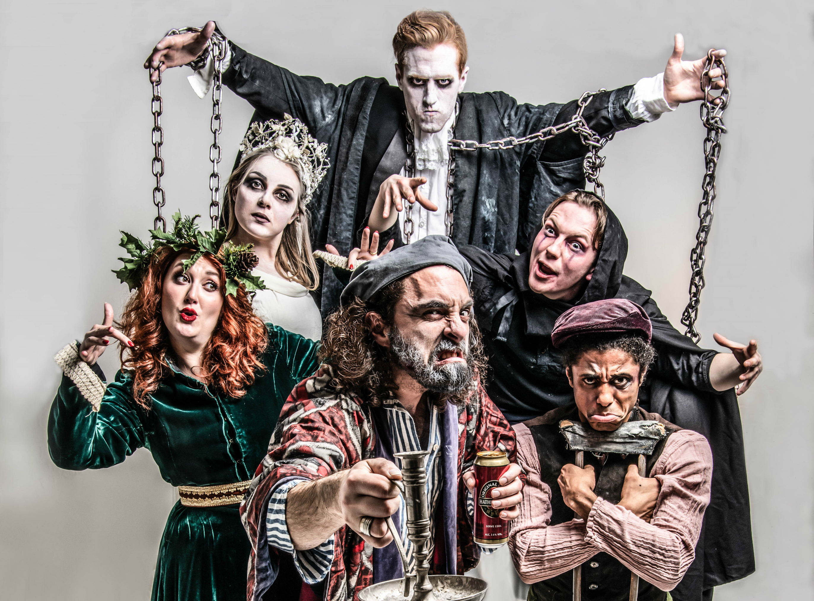 'Sh!t-Faced Showtime: A Pissedmas Carol' at Leicester Square Theatre