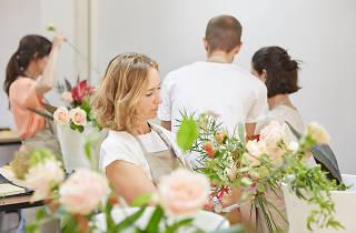 Madrid Flower School