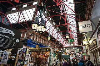 St George's Arcade in Dublin