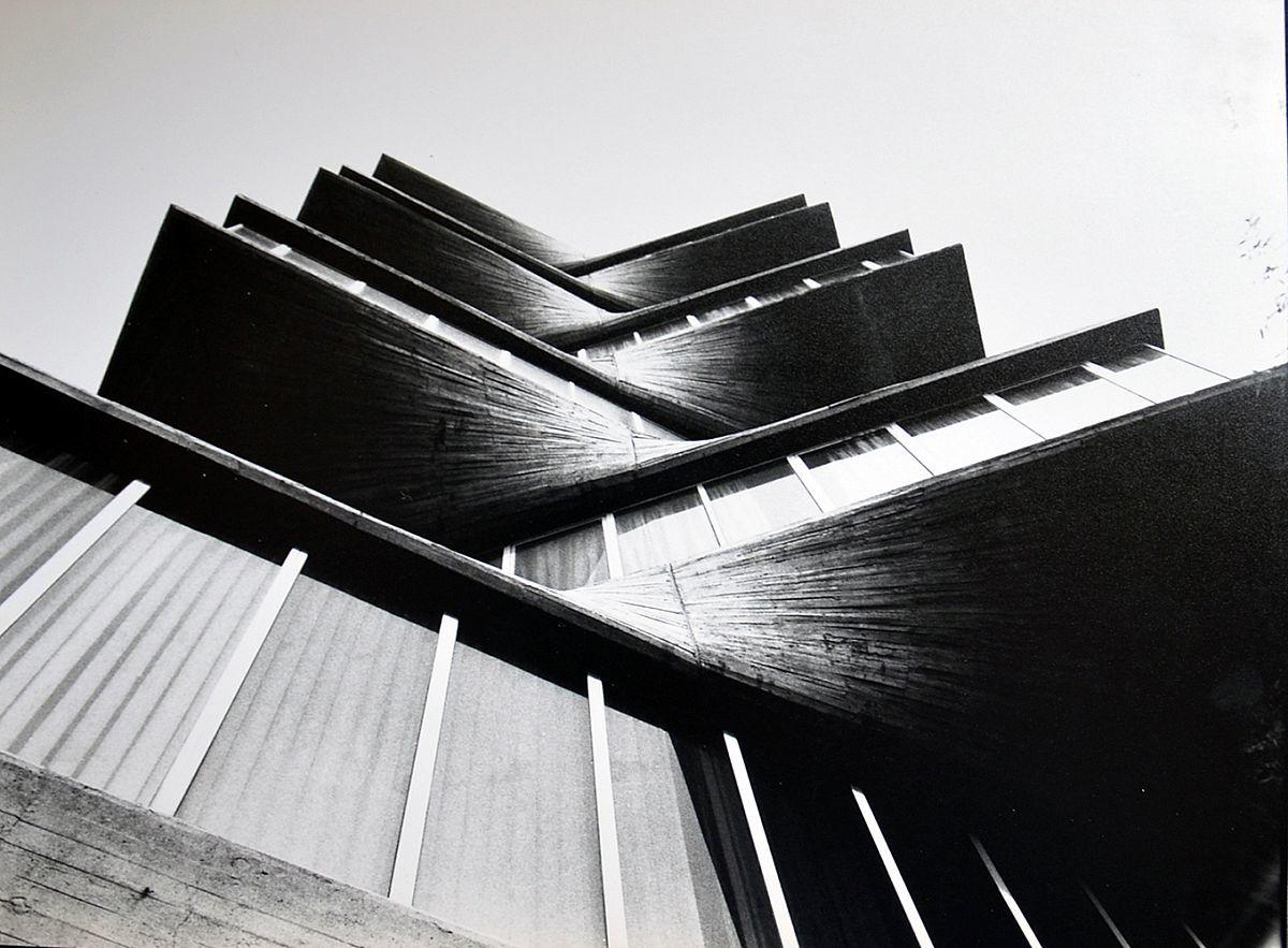 La Pagoda de Fisac, un icono desaparecido – Espacio Bulthaup
