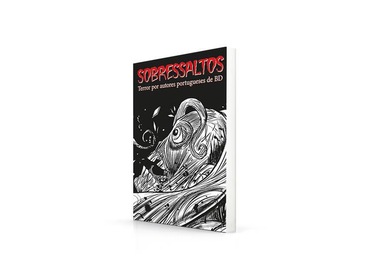 Sobressaltos: terror por autores portugueses de BD