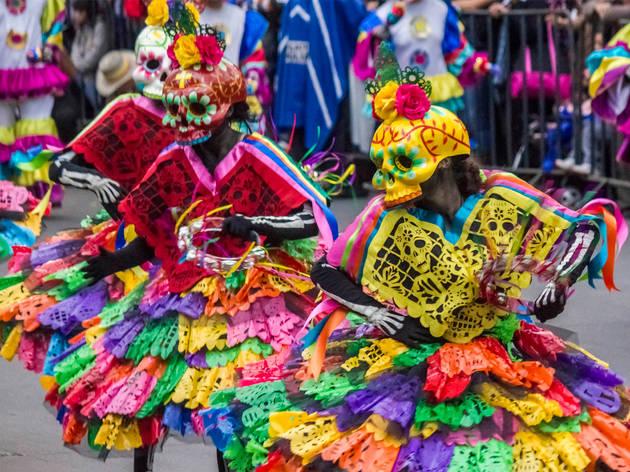 Desfile Internacional De D 237 A De Muertos 2019
