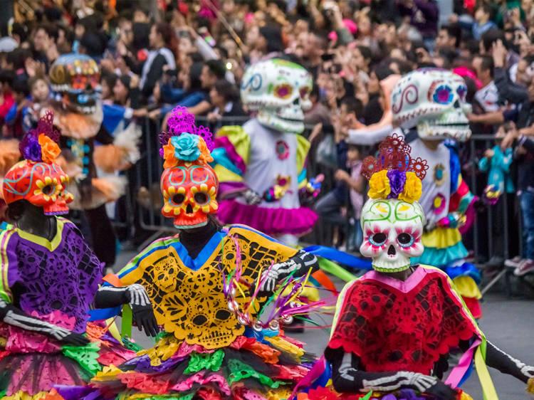 Desfile Día de Muertos 2021