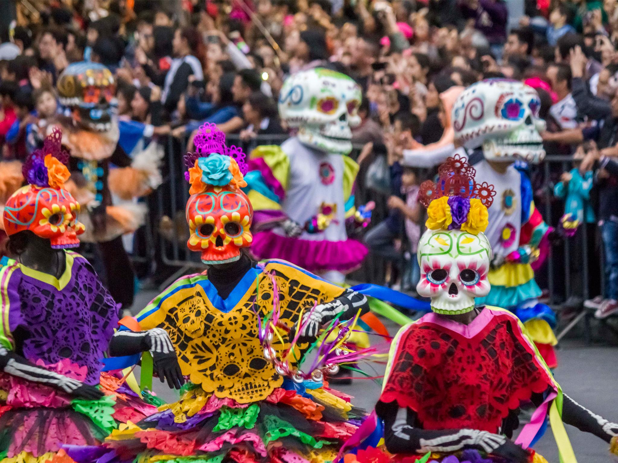 Día de Muertos 2019 en la CDMX