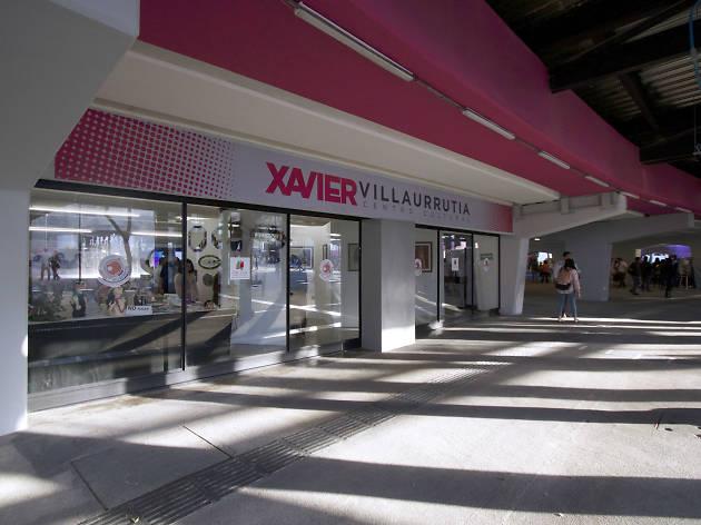 Centro Cultural Xavier Villaurrutia se encuentra en la Glorieta de Insurgente