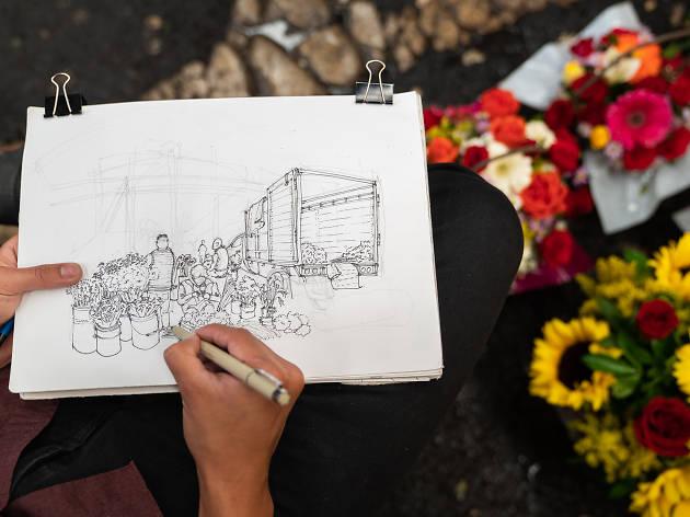 Urban Sketchers Ciudad de México