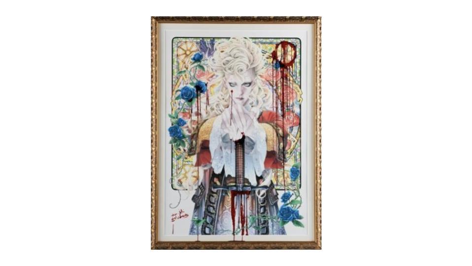 イノサン「パリ/革命の筆触」展