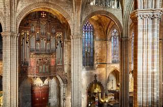 Orgue de la catedral de Barcelona