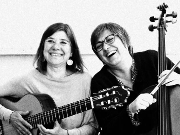 Ana Moreira + Elisabeth Roma