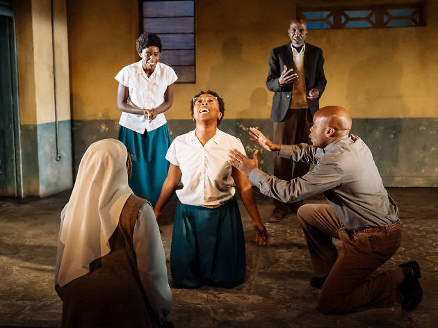 Our Lady of Kibeho, Theatre Royal Stratford East, 2019