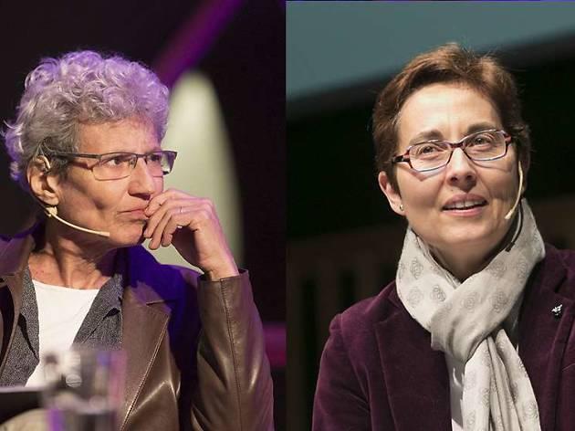 Conversación entre Fina Birulés y Marta Segarra