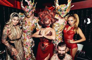 CÉ LA VI Presents DIRTY CIRCUS Feat. CIRQUE LE SOIR
